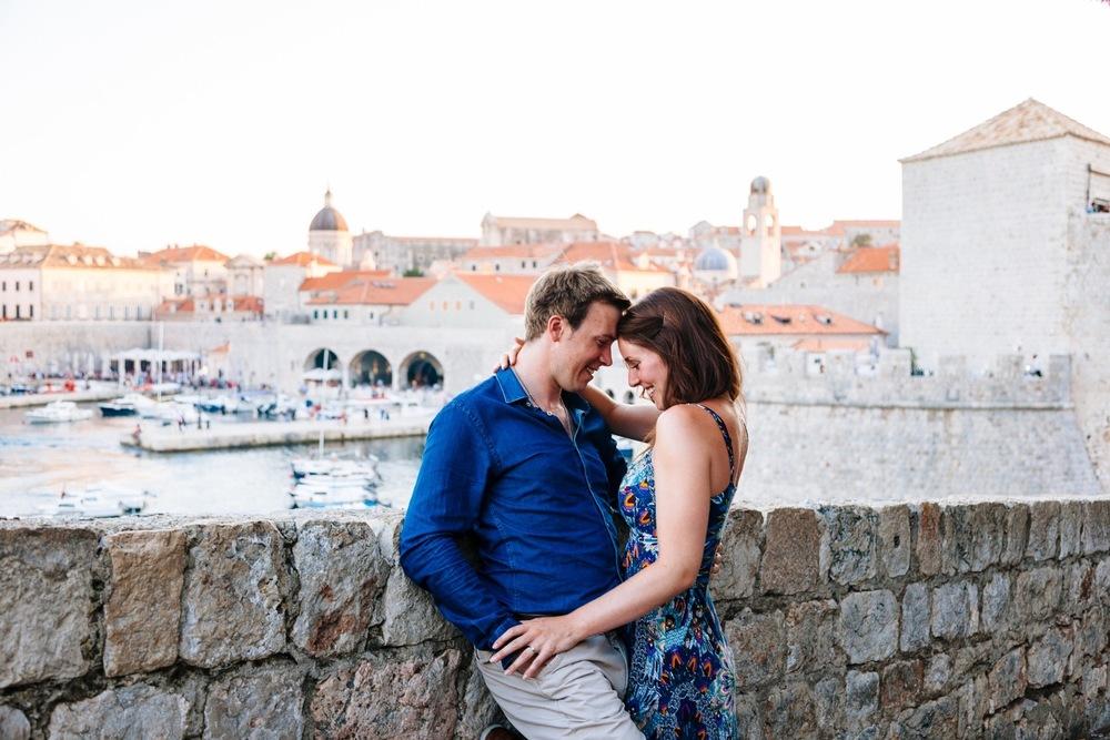 Flytographer: Bozo in Dubrovnik