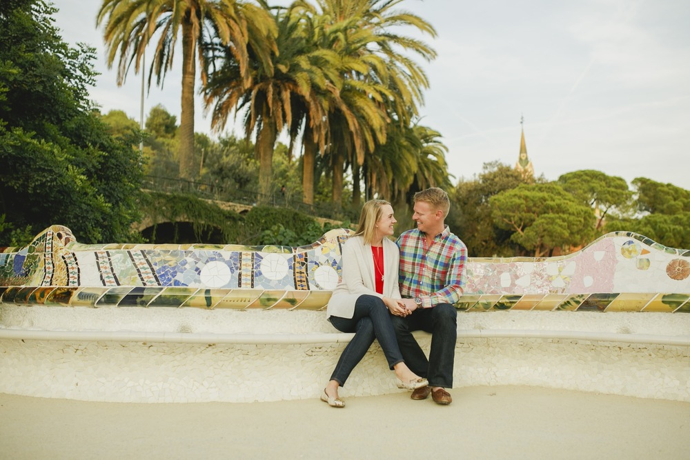 Anniversary Getaway to Spain | Barcelona Vacation Photographer