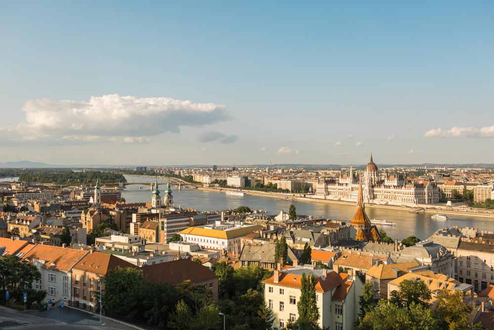 Flytographer: Peter in Budapest
