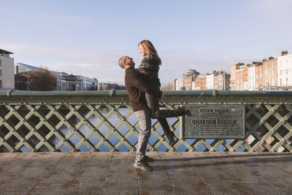 Beginning an Adventure in Dublin | Dublin Vacation Photographer