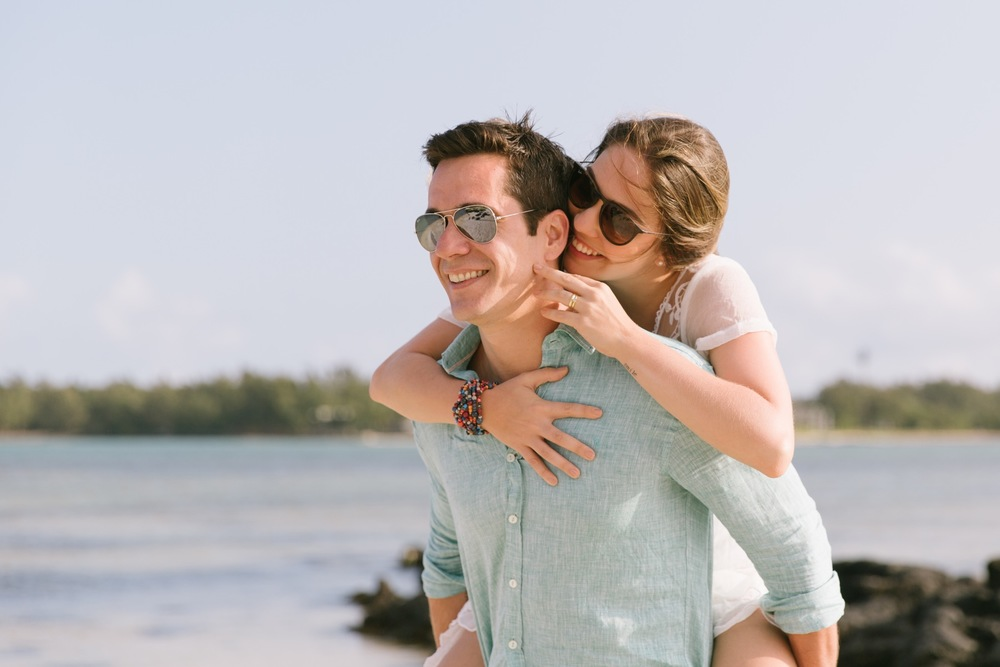 A Romantic Beach Honeymoon in Mauritius | Mauritius Vacation PhotographerA Romantic Beach Honeymoon in Mauritius | Mauritius Vacation Photographer