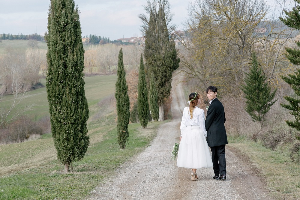 Honeymoon in Tuscany | Tuscany Vacation Photographer