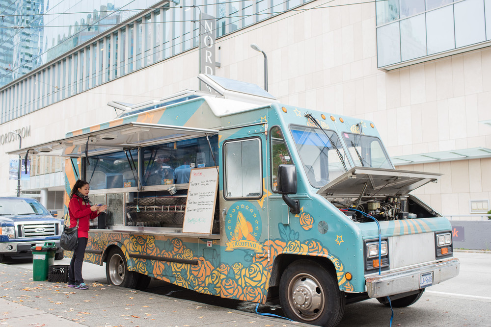 Top 5 Food Truck Cities in North America