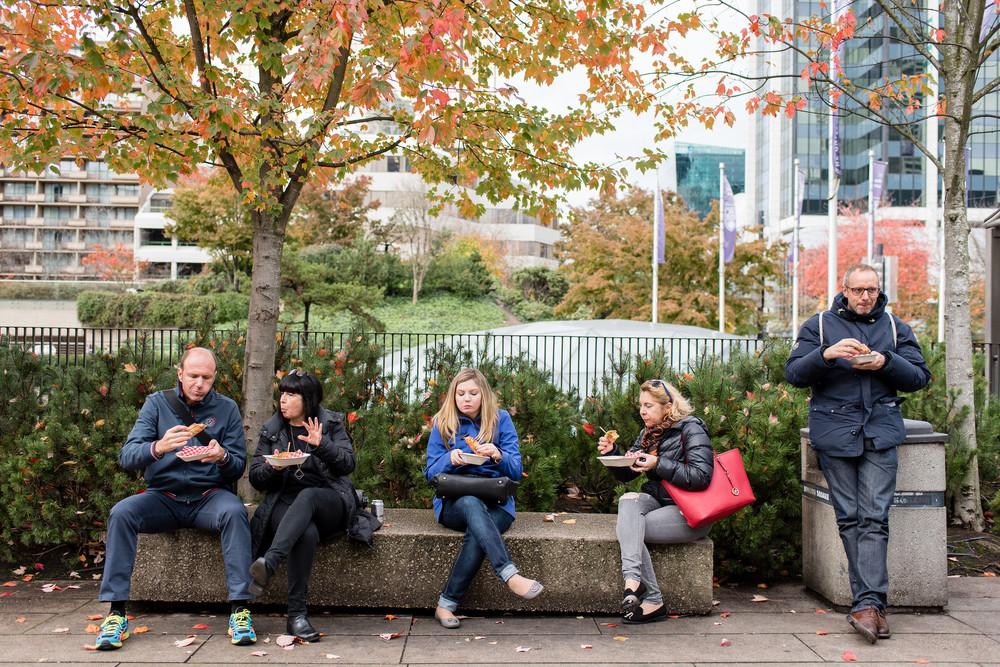 Flytographers: Jelger & Tanja in Vancouver