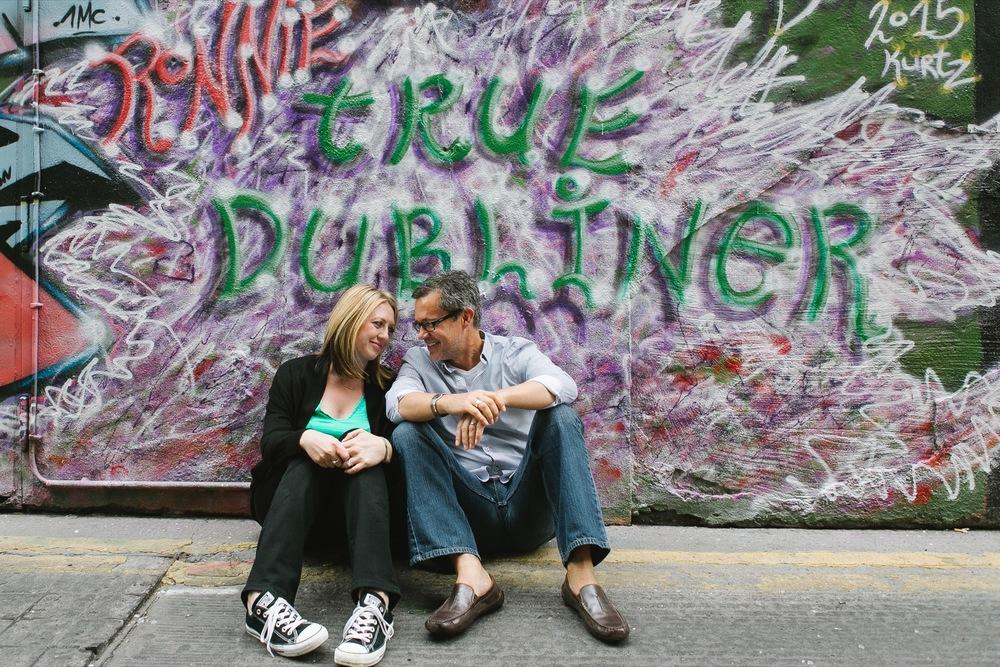 Flytographer:Vanessa in Dublin