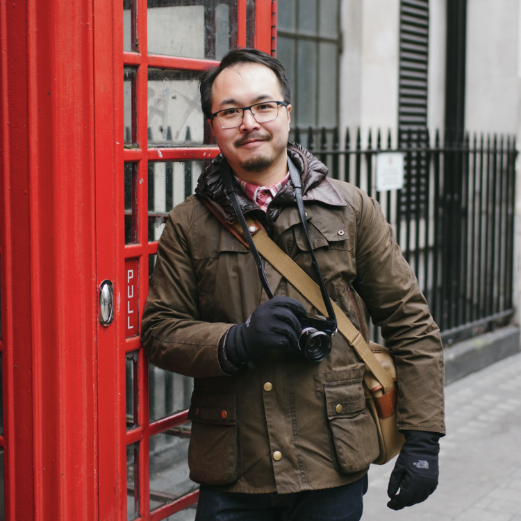 Your Vacation Photographer in London: Meet Jimmy