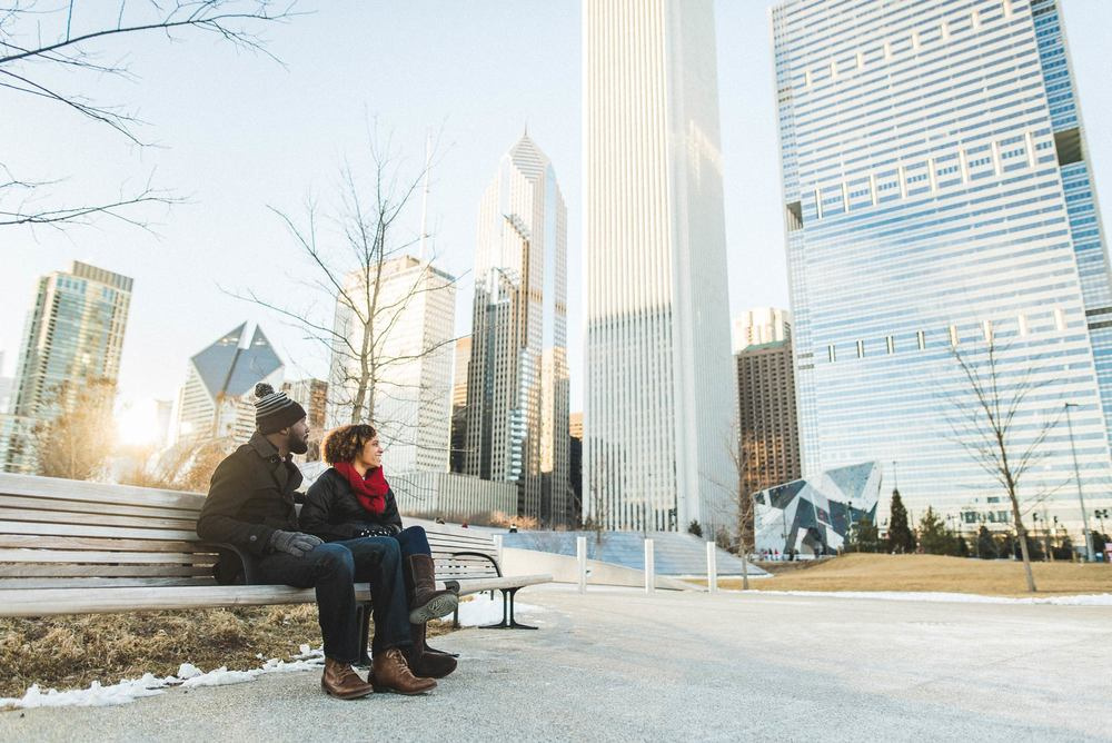 flytographer-chicago-proposal