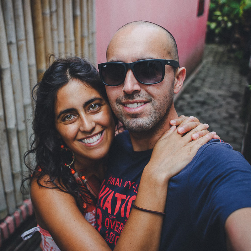 Your Vacation Photographer in Santiago: Meet Valerie & Picho