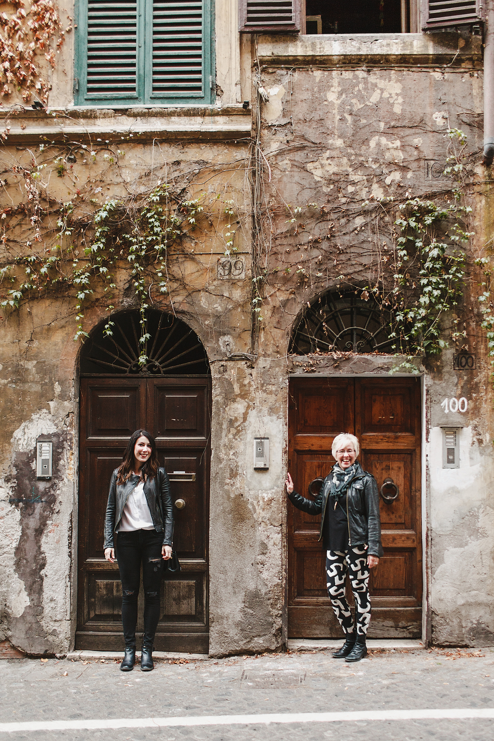 Flytographer: Monica in Rome