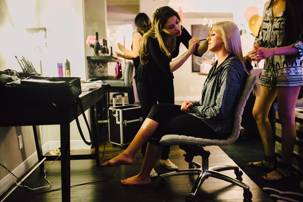 A Beyonce-Inspired Bachelorette Bash | Las Vegas Bachelorette Photographer