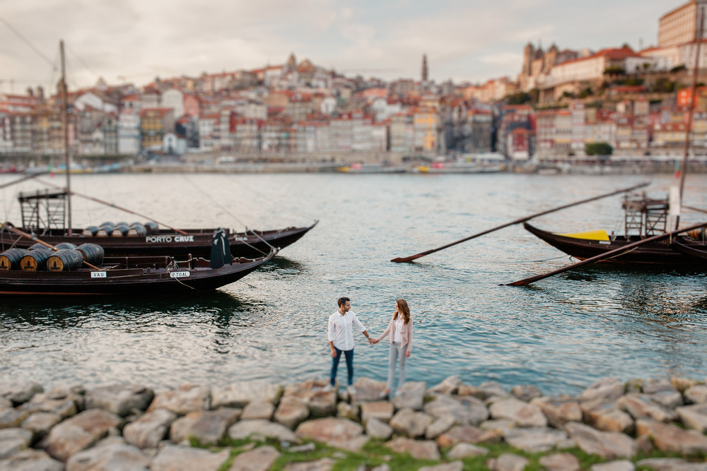 FLYTOGRAPHER Vacation Photographers in Porto - Luis & Marta
