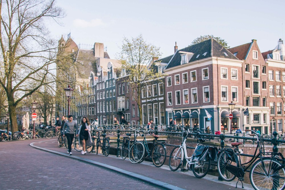 Flytographer: Tania in Amsterdam