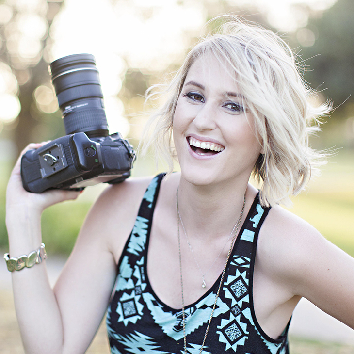 Your Vacation Photographer in Dubai: Meet Liz