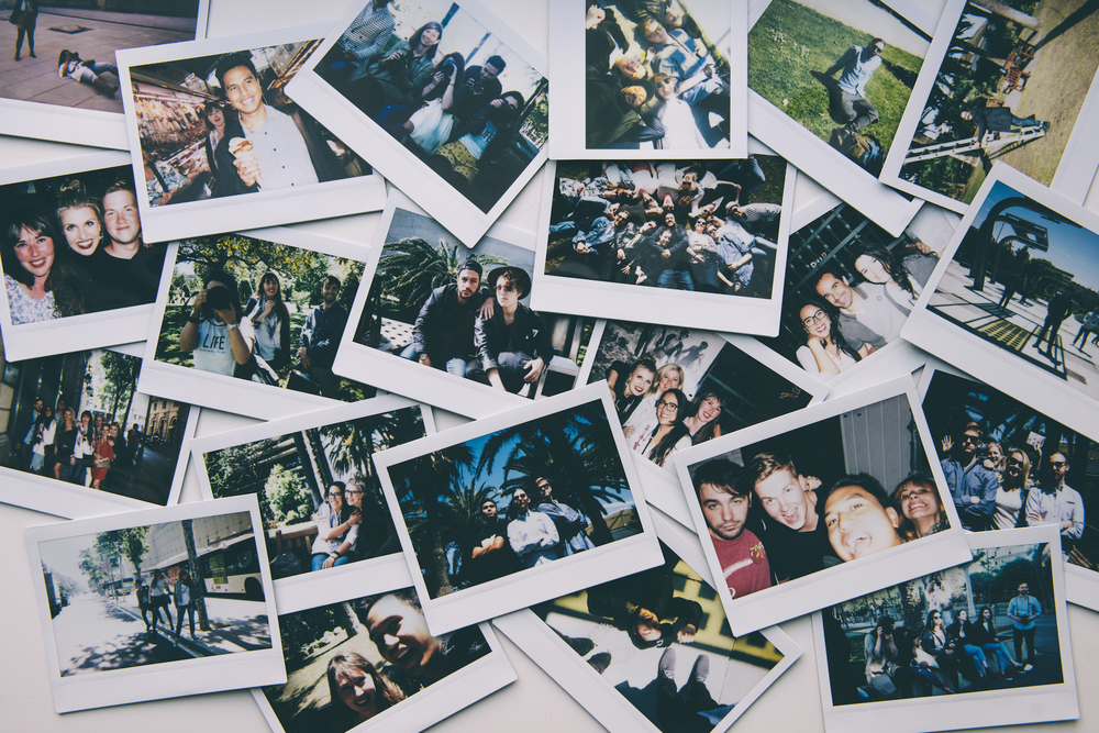 Polaroids by Flytographer Mankica