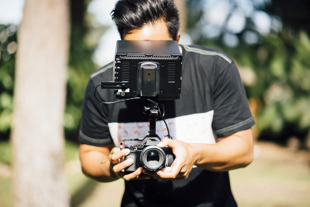 Pono from Honolulu captured all the video footage for the meetup. Flytographer: Roberta