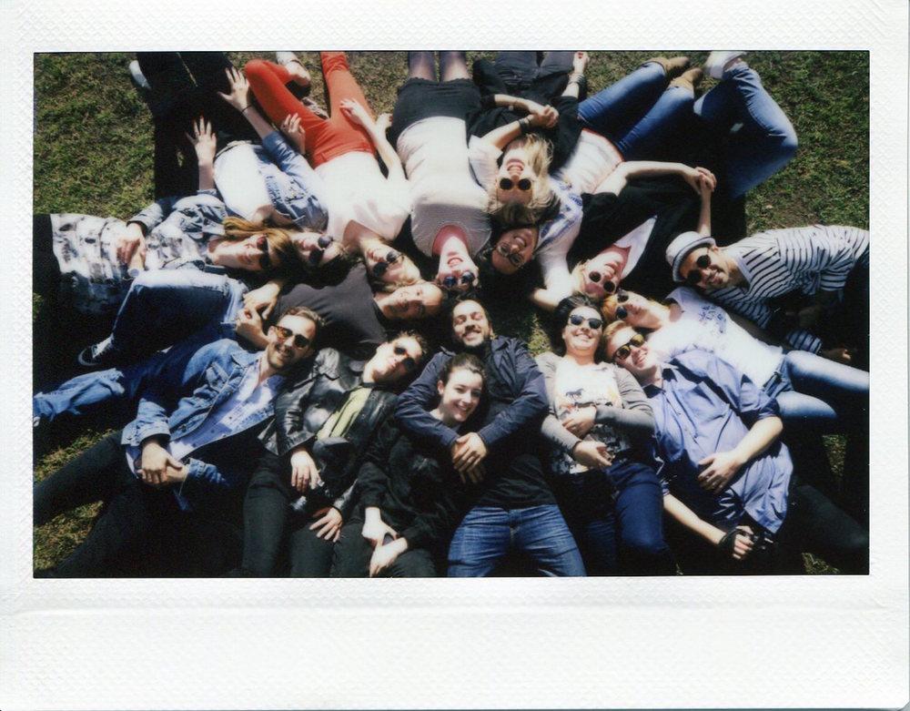 Polaroid by Flytographer Mankica