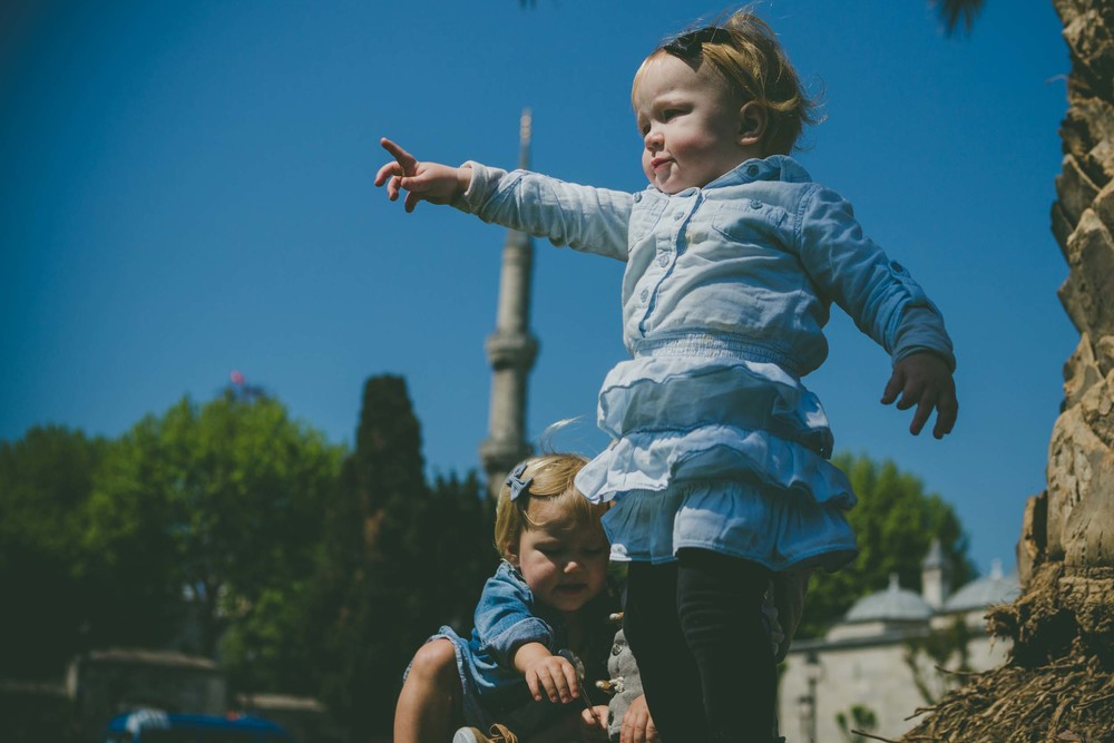 istanbul travel with toddlers vacation photographer