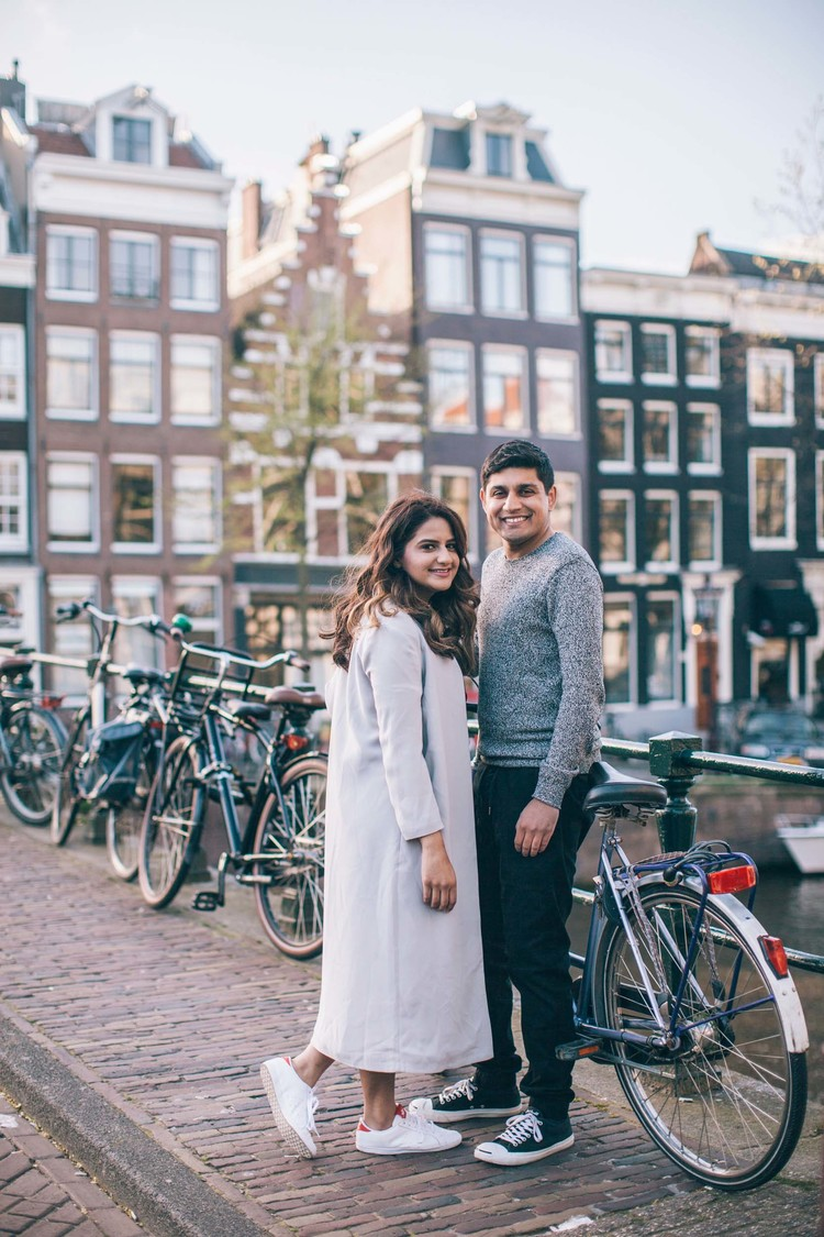 Flytographer: Tania in Amsterdam (Blog post here)