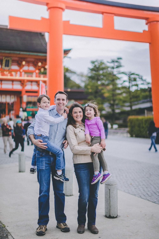 Flytographer: Lucas in Kyoto
