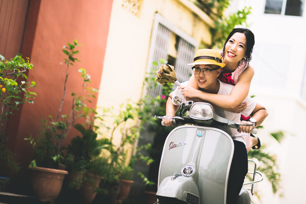 FLYTOGRAPHER Vacation Photographer in Singapore - Kelly