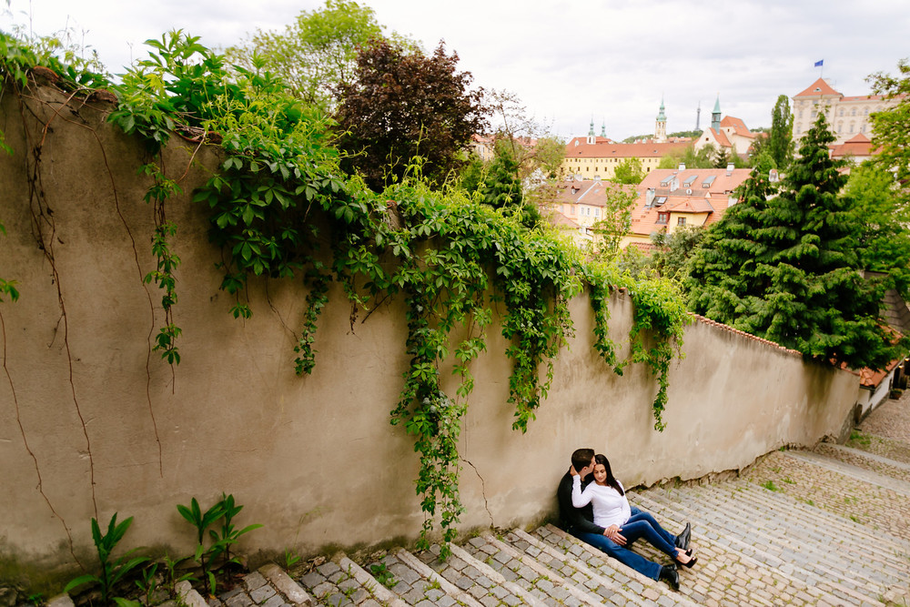 Flytographer Vacation Photographer in Prague - Evgeniya