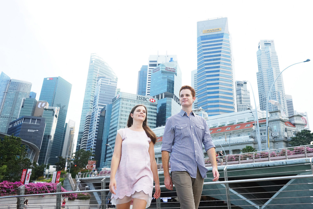 Flytographer Vacation Photographer in Singapore - Brandon