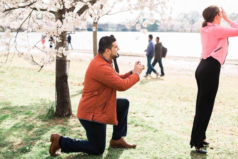 washington DC proposal photographer