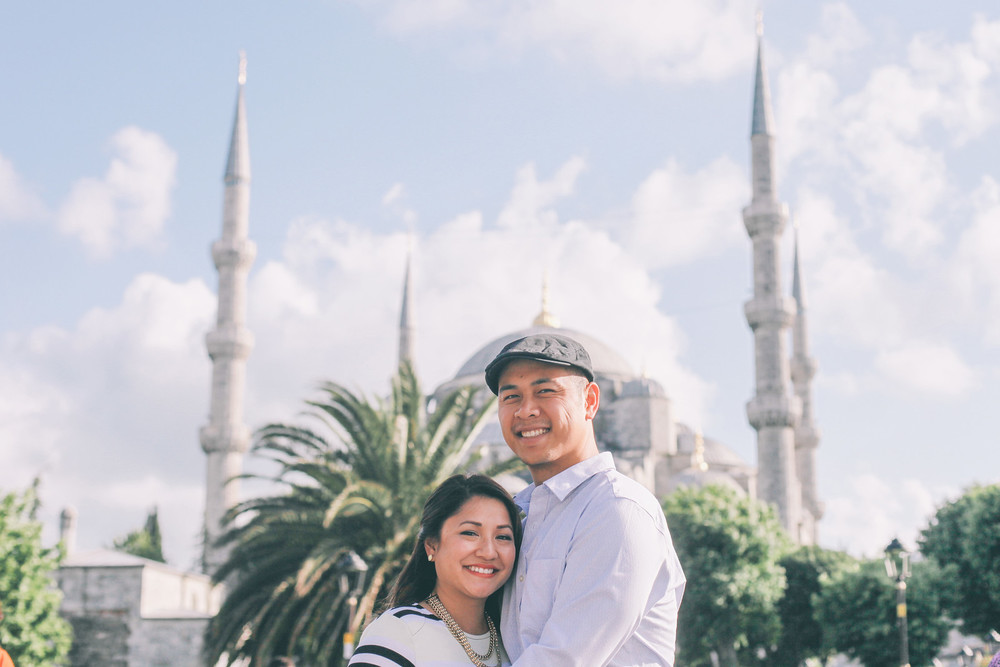 Flytographer Vacation Photographer in Istanbul - UfukFlytographer Vacation Photographer in Istanbul - Ufuk