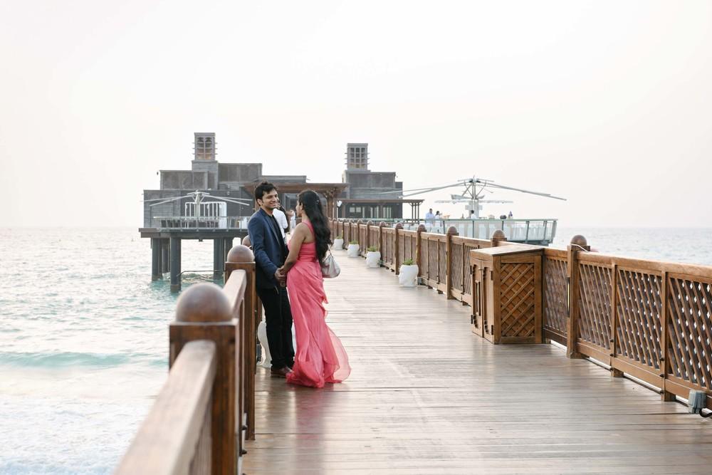 Dubai proposal photographer
