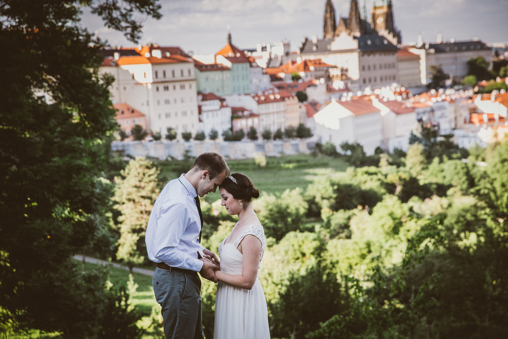 Flytographer Vacation Photographer in Prague - Eliska