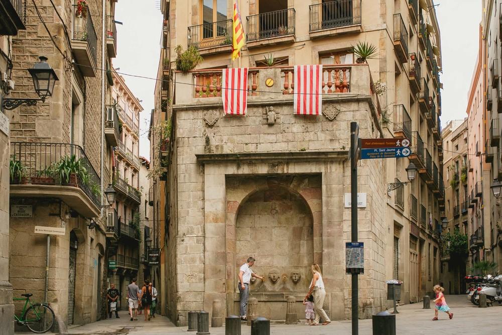 Flytographer: Orlando in Barcelona