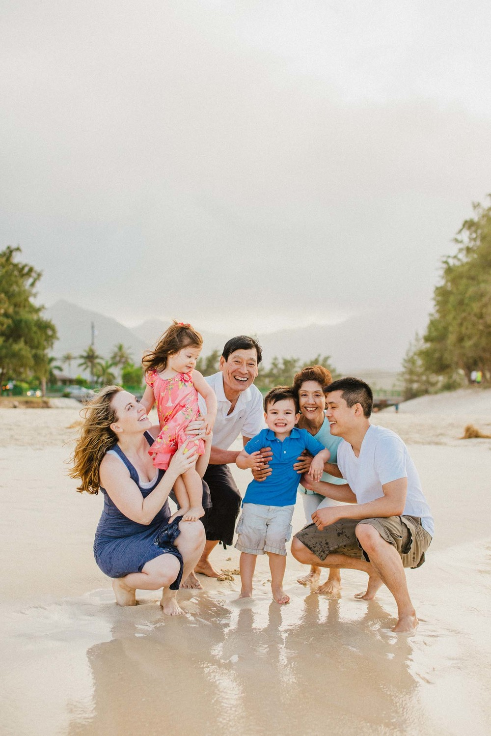 Honolulu family vacation photographer