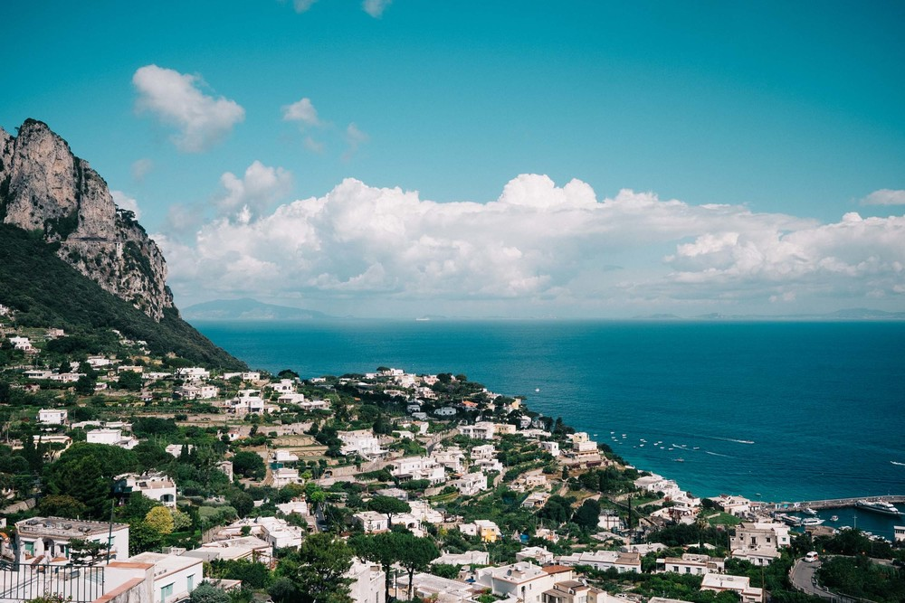 Capri vacation photographer