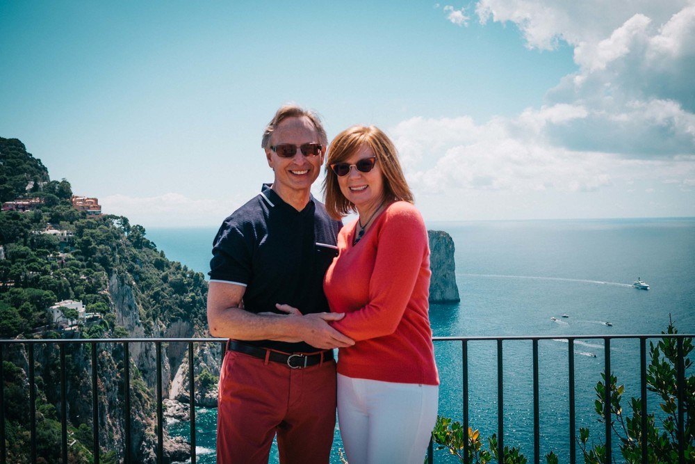 Capri vacation photographer