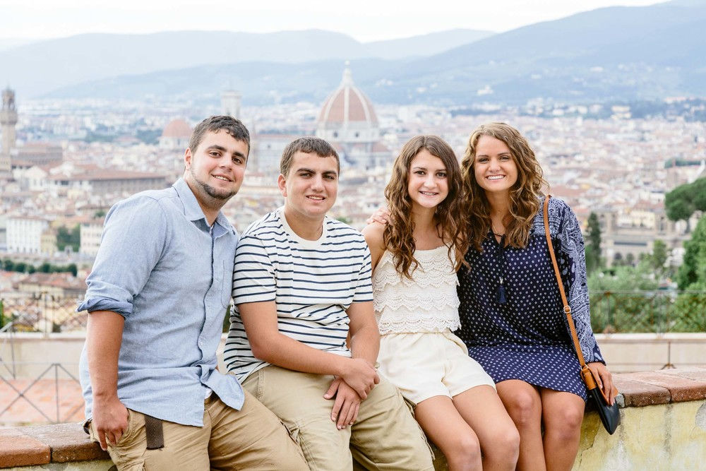Make-A-Wish Florence vacation photographer