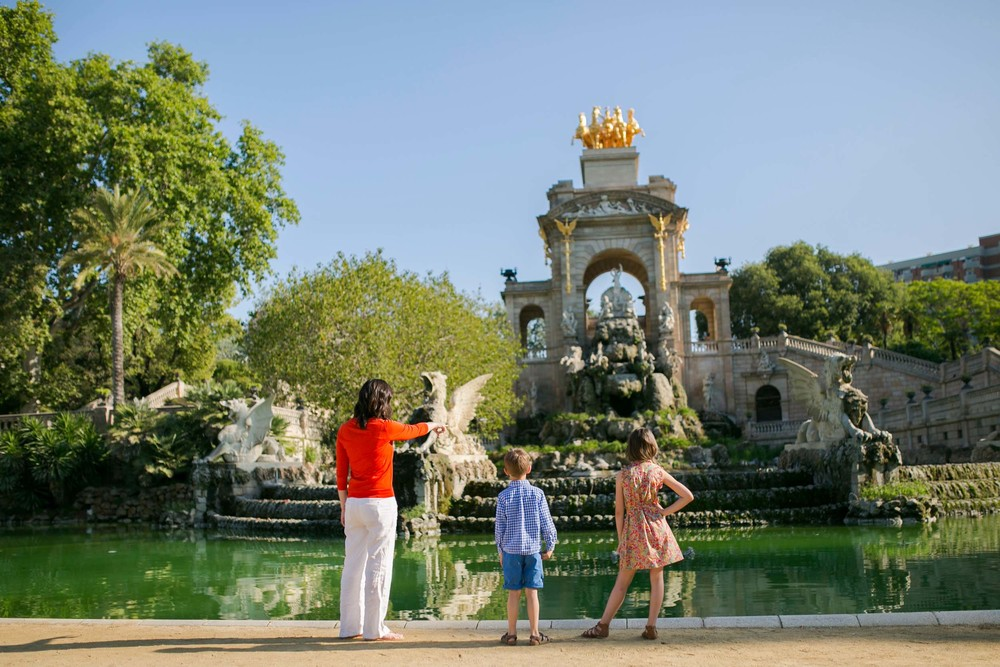 Barcelona vacation photographer