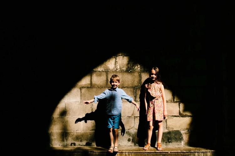 A Budding Photographer in Barcelona