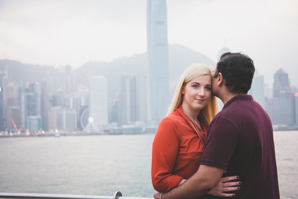 Flytographer vacation photographer in Hong Kong - Michelle