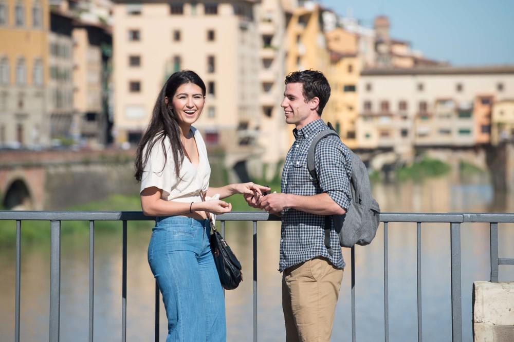 Florence proposal photographer
