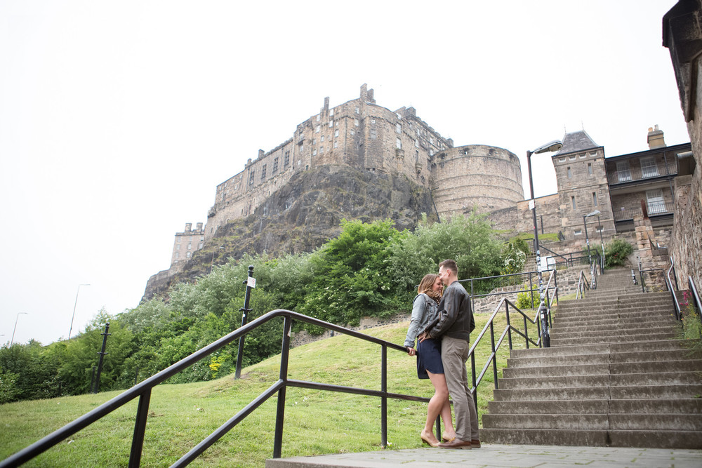 Your Vacation Photographer in Edinburgh - Kim
