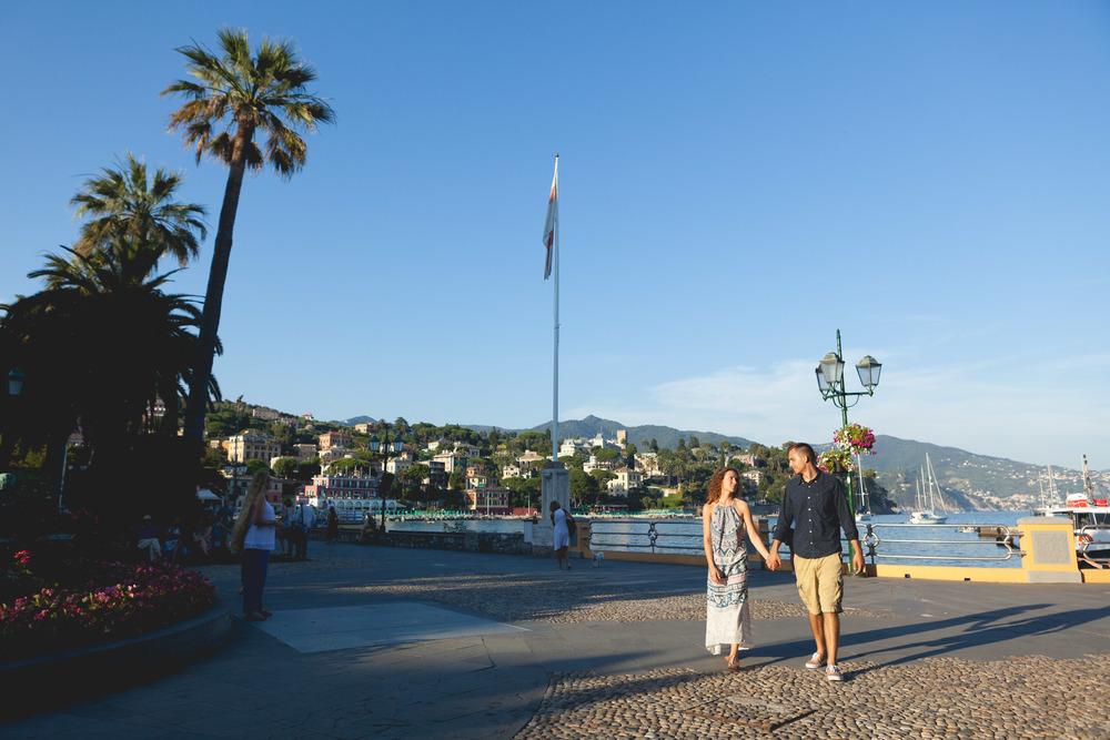 FLYTOGRAPHER Vacation Photographer in Cinque Terre - Ramón & Sonia