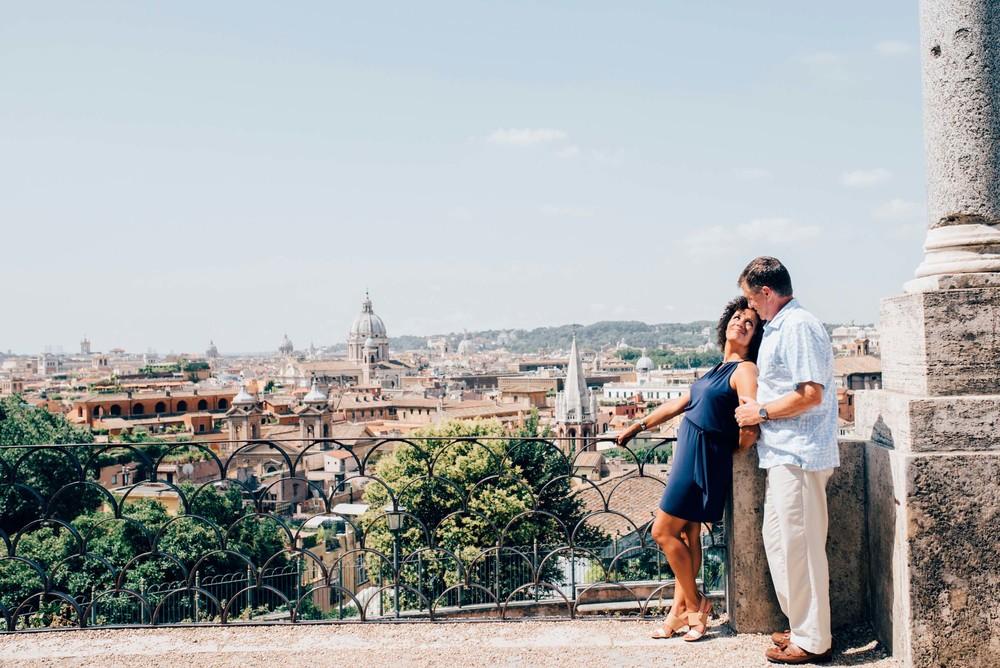 Rome honeymoon photographer