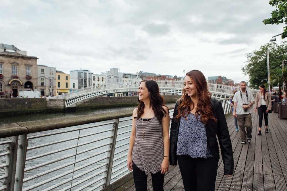 Dublin vacation photographer