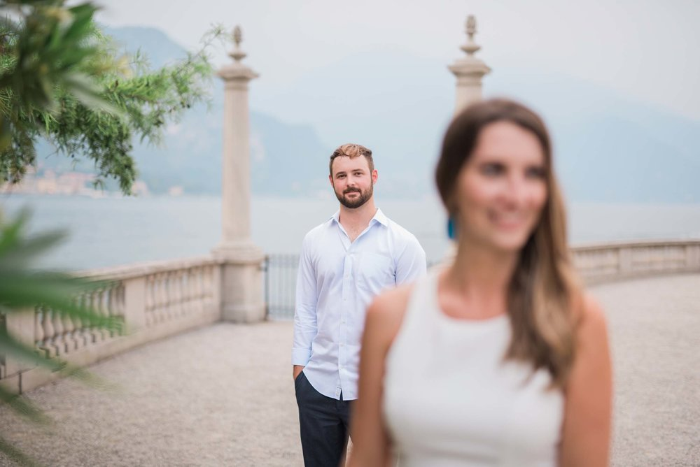 Lake Como vacation photographer