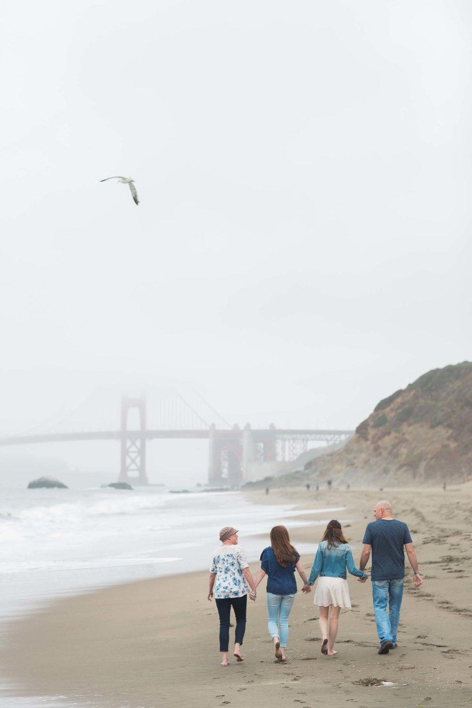 San Francisco vacation photographer