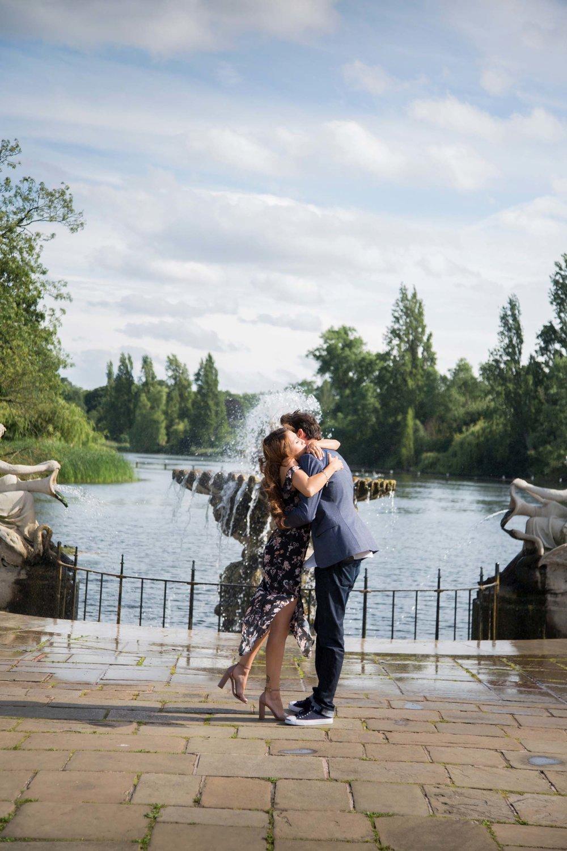 London proposal photographer