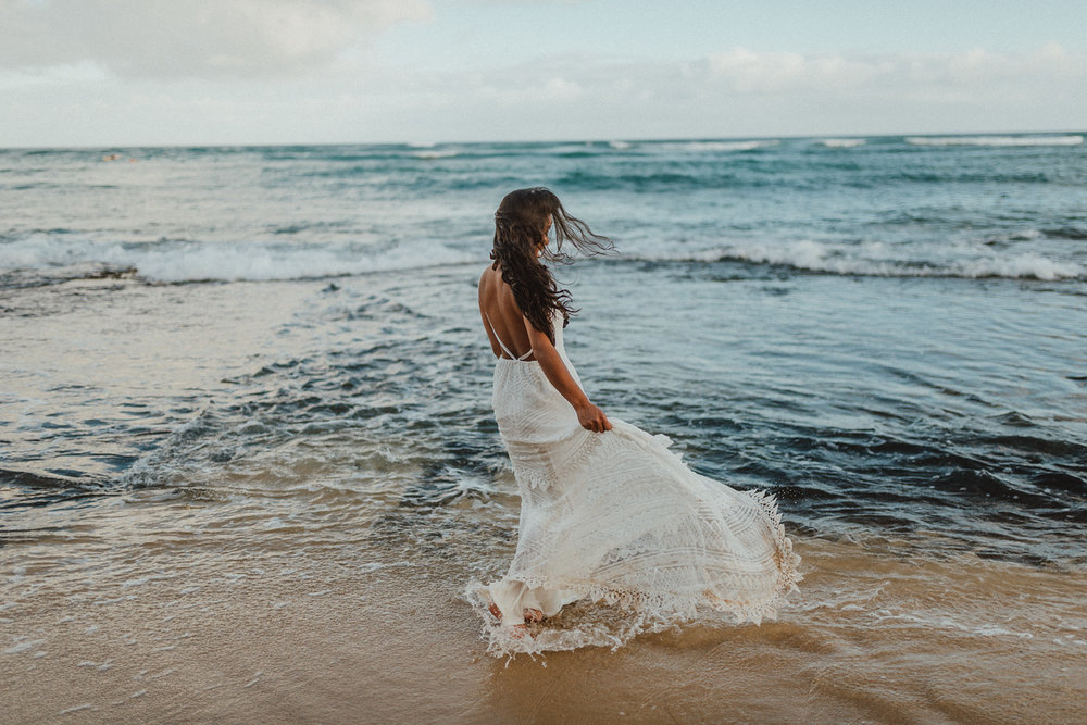 Flytographer Vacation Photographer in Hawaii - Chelsea