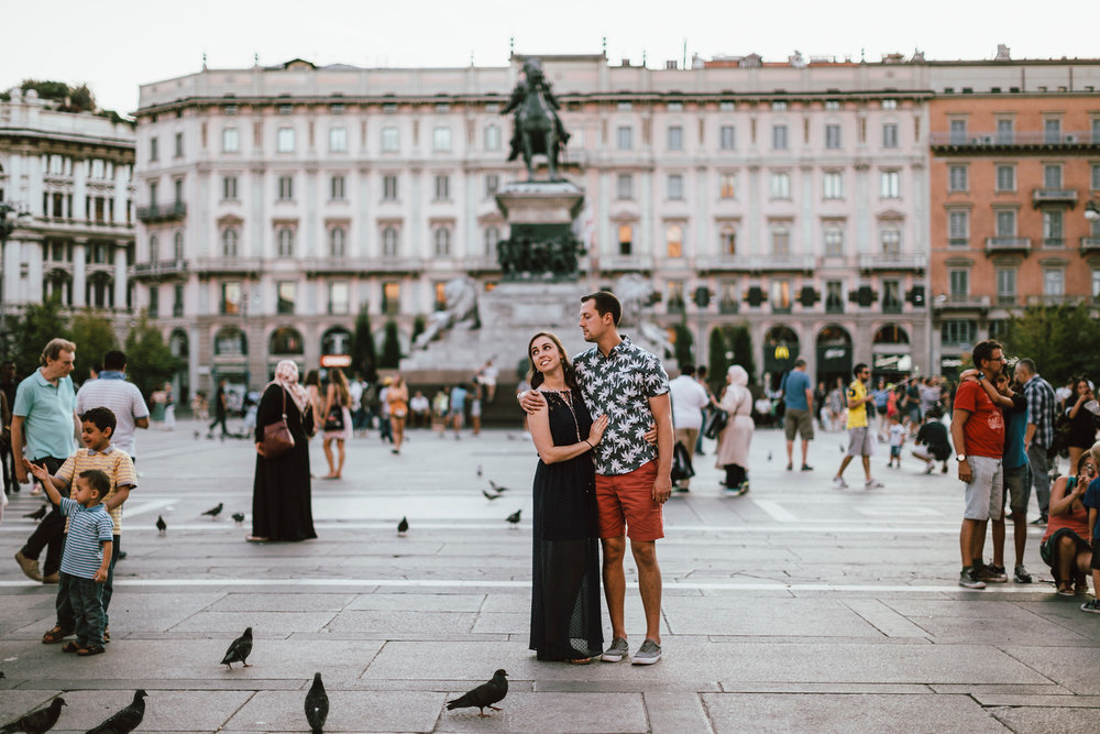 FLYTOGRAPHER | Vacation Photographer in Milan - Elena