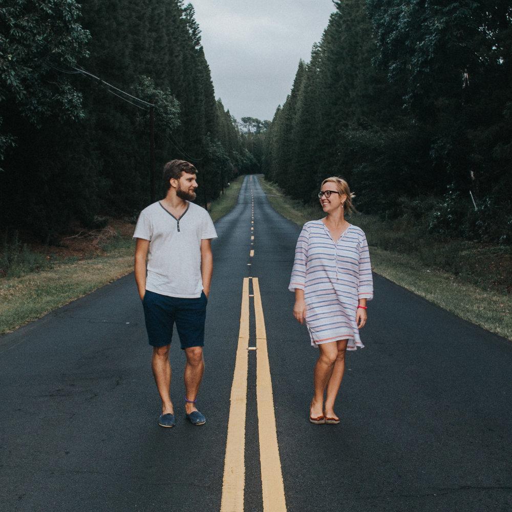 Your Vacation Photographers in Kona: Meet Kris & Sandra