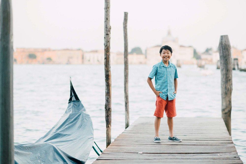 Venice vacation photographer